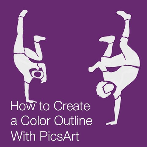 How to Create a Color Outline
