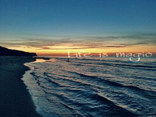quotesandsayings beach seaside sea horizont