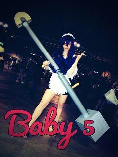 onepiece baby5 cosplay cartoomics cosplayer