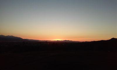 sunset spring beautiful nature love