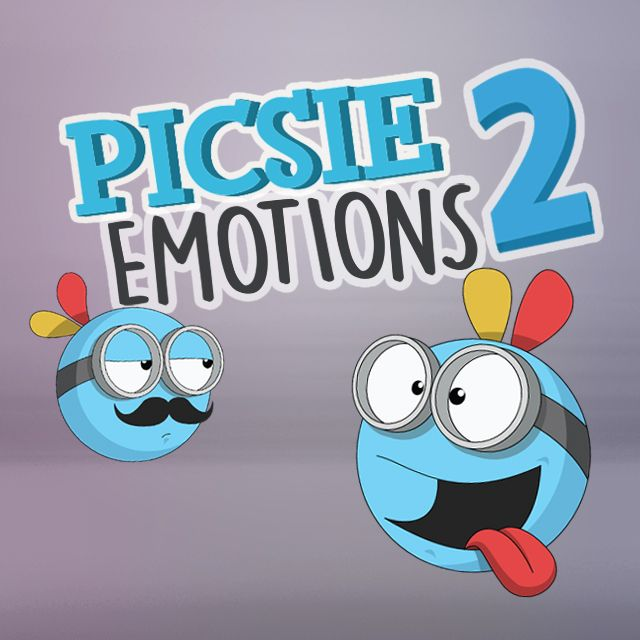 picsies emotions clipart