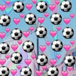 background emojis emoji wallpaper lockscreen soccer soccergirl