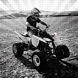 party night fourwheeling quads guyswithstyle