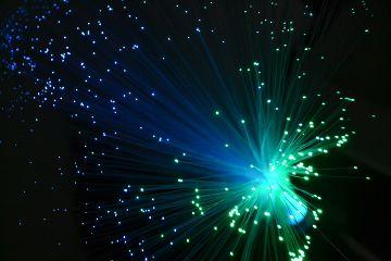 light blue green photography art