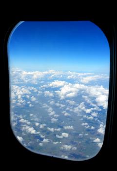 freetoedit plane cloud sky blue