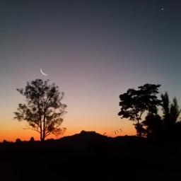 africansunset zimbabwe harare sky sunset