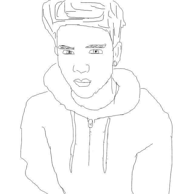 Outline boy tumblr tumblr boys boys outline boy for Outline of a boy and girl coloring pages