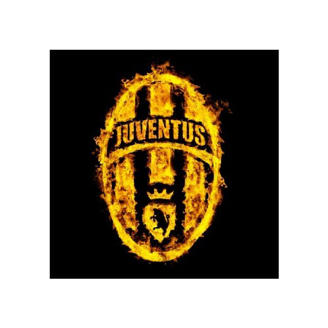 Scudo Scudetto Infuocato Juve Juventus