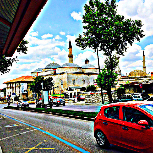 History in EDİRNE from OTTOMAN EMPIRE