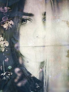 colorsplash emotions pencilart flower bokeh