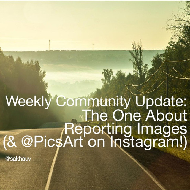 In this week's update, PicsArt on Android has a new reporting UI, we visit Los Angeles for a creative portaits PopUp, and PicsArt is on Instagram?!   Read more: http://blog.picsart.com/post/get-published-in-soma-magazine-streetstylesf-contest