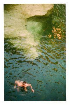 rivers summer california film 35mm