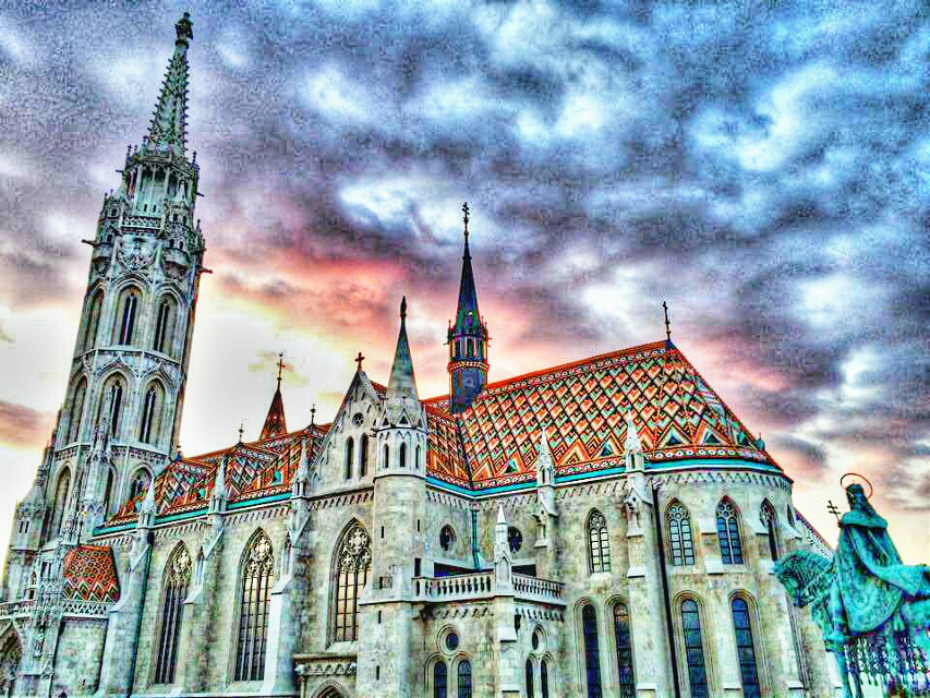 #photography #travel #colorful #artistic #art #architecture #city #colorful #street  #sky