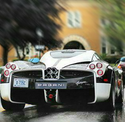 pagani amazing top gear