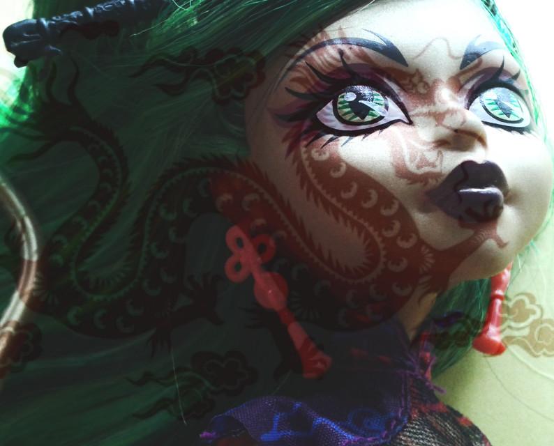 #dragon  #drama #doll  #monsterhigh