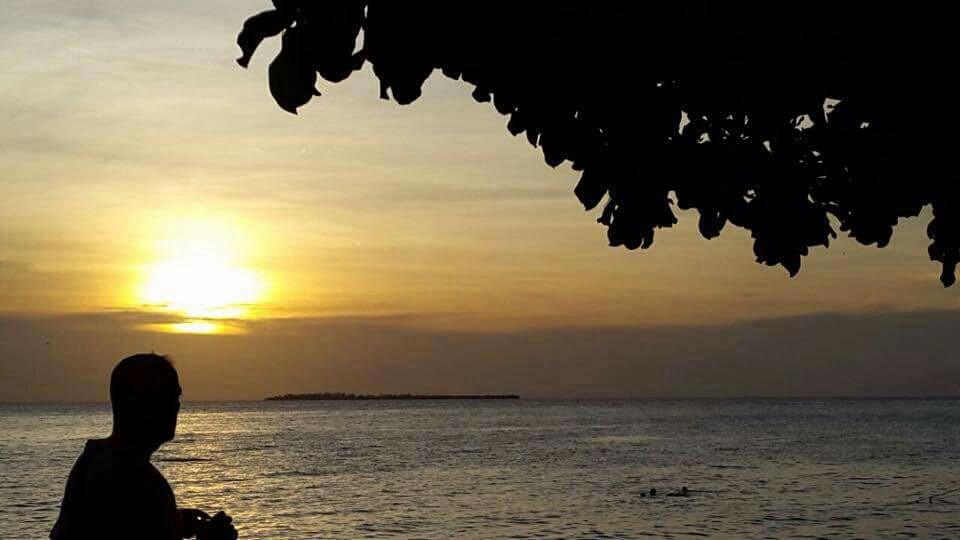 #lake#beach #sunset
