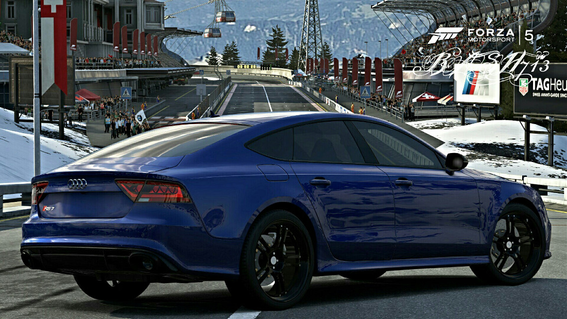 #audi #rs7 #forzalife #forzamotorsport #forzamotorsport5 #forzaworld #xboxone #photooftheday #audipower #cars #carporn #caroftheday #carswithoutlimits #street #speed #wheels #rims #horsepower #badmachines #amazing_cars  #playgroundgames #fastcars #audilife #audigang #audilovers #cargasm #audiart
