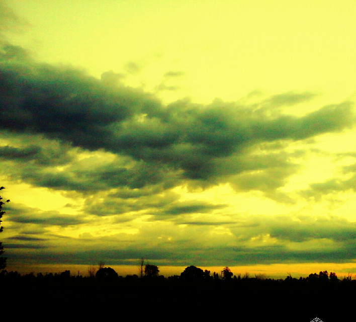 #naturalbeauty #dawningsky #twilight  #photography #lovewithnature...