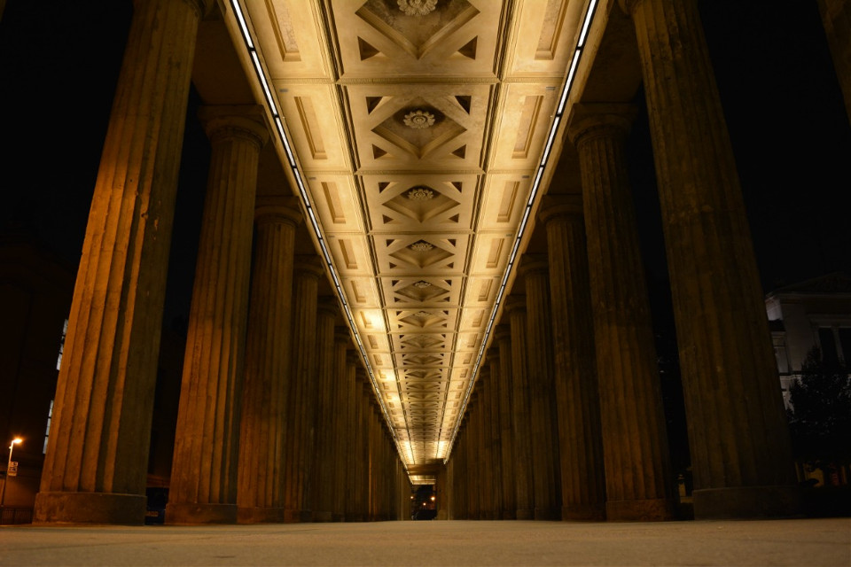 #Berlin #Photography #Blickfeld #Night #Perspective  #Night #Nikon