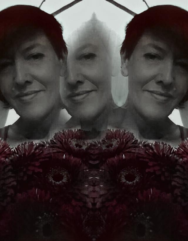 #freetoedit @sabidendra #mirror for you dear Sabi  and hope you like it  💞😊