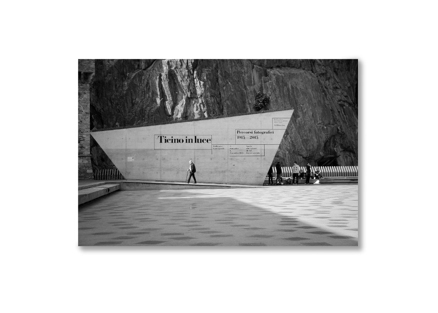 Photography gallery in ticino (switzerland) My own pic #photography #travel  #city #oldandnew  #freetoedit #blackandwhite  #architecture #artgallery